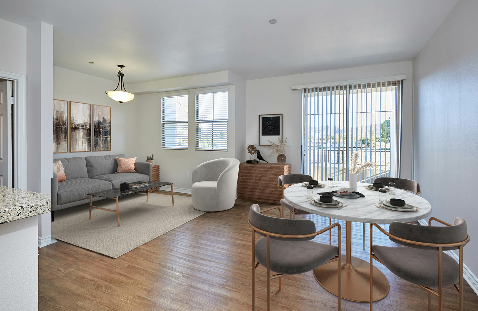 Virtual Staging gallery -