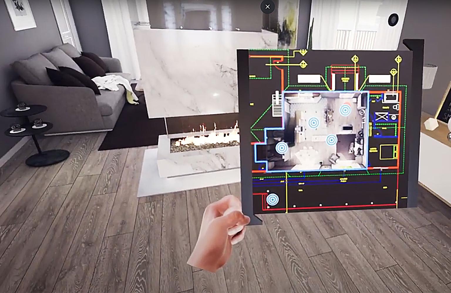 Virtual Reality gallery - Full Immersive