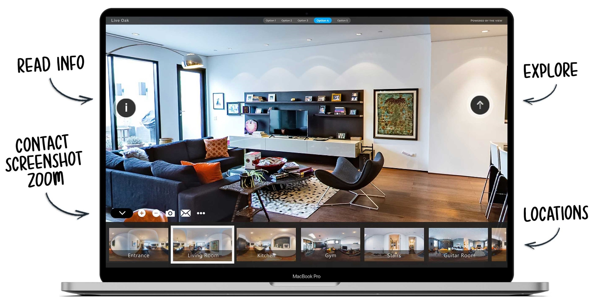 Photography Virtual Tours - example popup 1